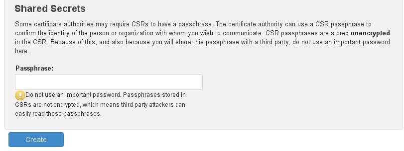 CSR Form 03
