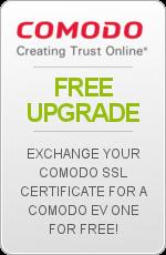 Upgrade Comodo